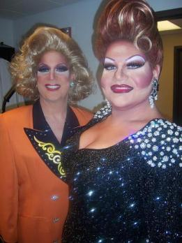Ginger Manchester and Victoria Parker