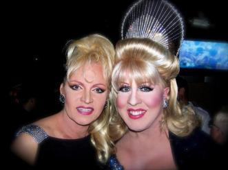 Dana Douglas and Leigh Shannon