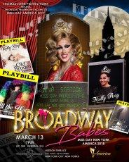 Show Ad | Miss Gay New York America | Hudson Terrace (New York City, New York) | 3/13/2018