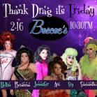 Show Ad | Boscoe's (Columbus, Ohio) | 2/16/2018