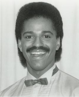 Medwin Johnson, Mr. Gay All-American 1987