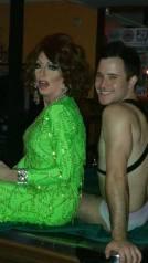 Samantha Rollins and Too Sweet Sean. (Location: Club 20 - Columubs, Ohio)