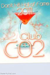 Club Co2 Dont H8 Hall of Fame 2011