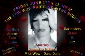 Show Ad | The Bow Wow (Columbus, Ohio) | 6/17/2011