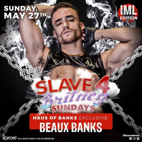 Show Ad | Beaux Banks | Roscoe's Tavern (Chicago, Illinois) | 5/27/2018