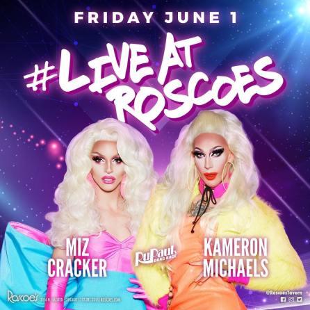 Show Ad | Roscoe's Tavern (Chicago, Illinois) | 6/1/2018