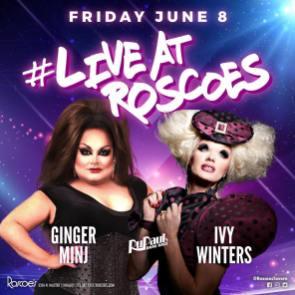 Show Ad   Roscoe's Tavern (Chicago, Illinois)   6/8/2018