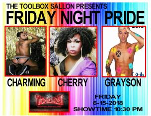 Show Ad | Toolbox Saloon (Columbus, Ohio) | 6/15/2018