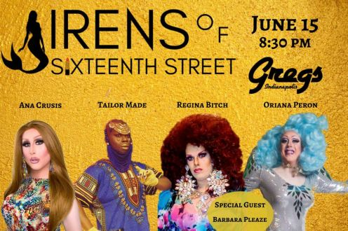 Show Ad | Gregs (Indianapolis, Indiana) | 6/15/2018