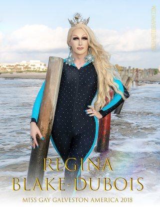 Regina Blake DuBois - Photo by Angelo S. Ortiz Vela