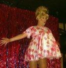 Nina West in undated photo taken at Havana Video Lounge (Columbus, Ohio).