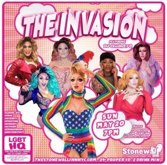 Show Ad | The Stonewall Inn (New York, New York) | 5/20/2018