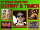 Show Ad | Toolbox Saloon (Columbus, Ohio) | 6/23/2018