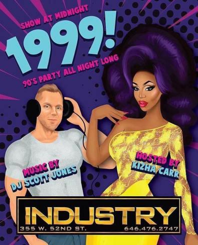 Show Ad | Industry Bar (New York, New York) | 7/1/2018