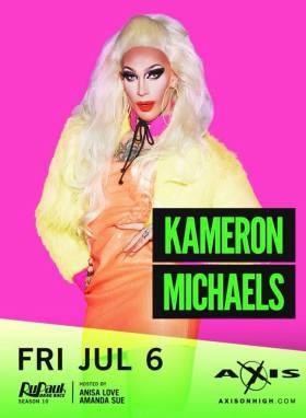 Show Ad | Axis Nightclub (Columbus, Ohio) | 7/6/2018