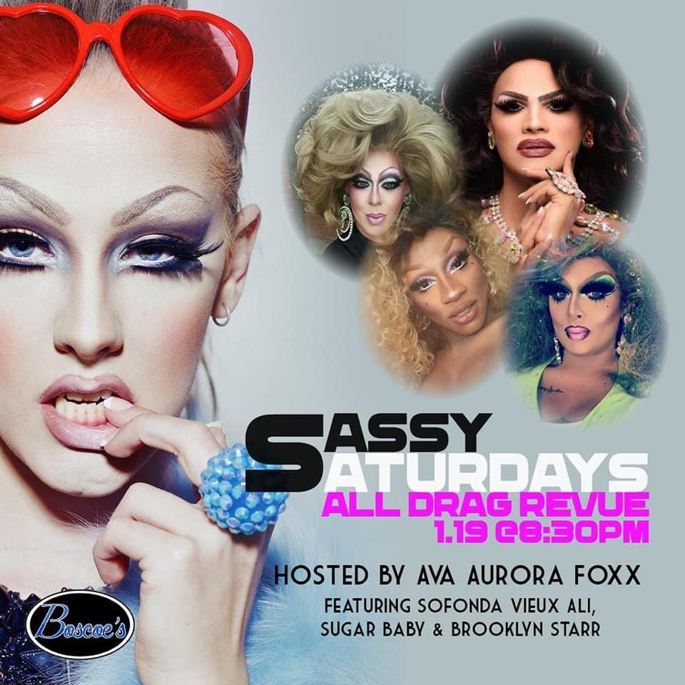 Show Ad   Boscoe's (Columbus, Ohio)   1/19/2019