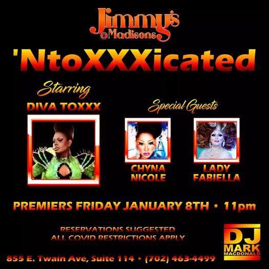 Ad | JImmy's @ Madison's (Las Vegas, Nevada) | 1/8/2021
