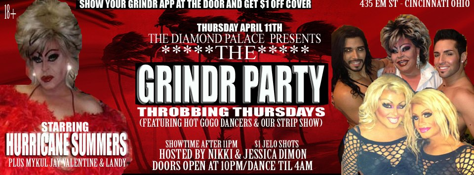 Ad | Diamond Palace (Cincinnati, Ohio) | 4/11/2013