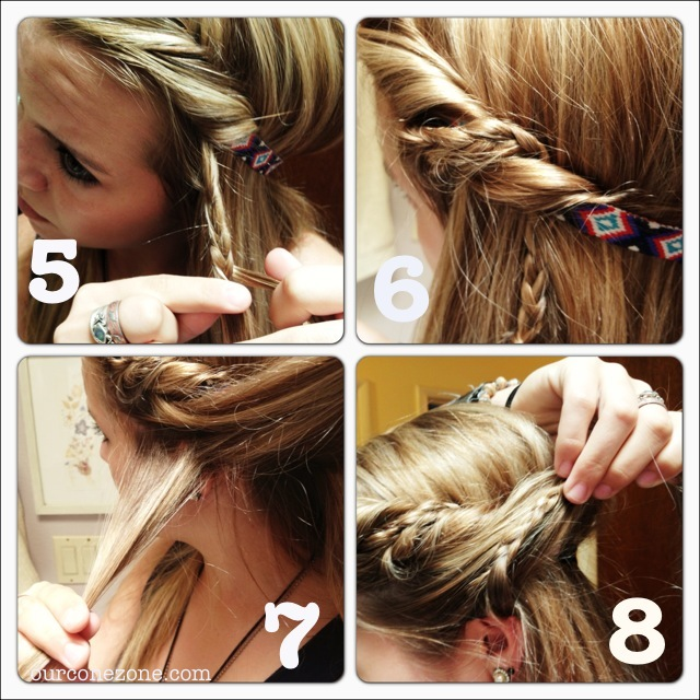 Easy Hairstyles Short Hair Page 5