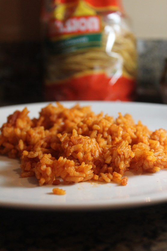Easy, Authentic Mexican Rice