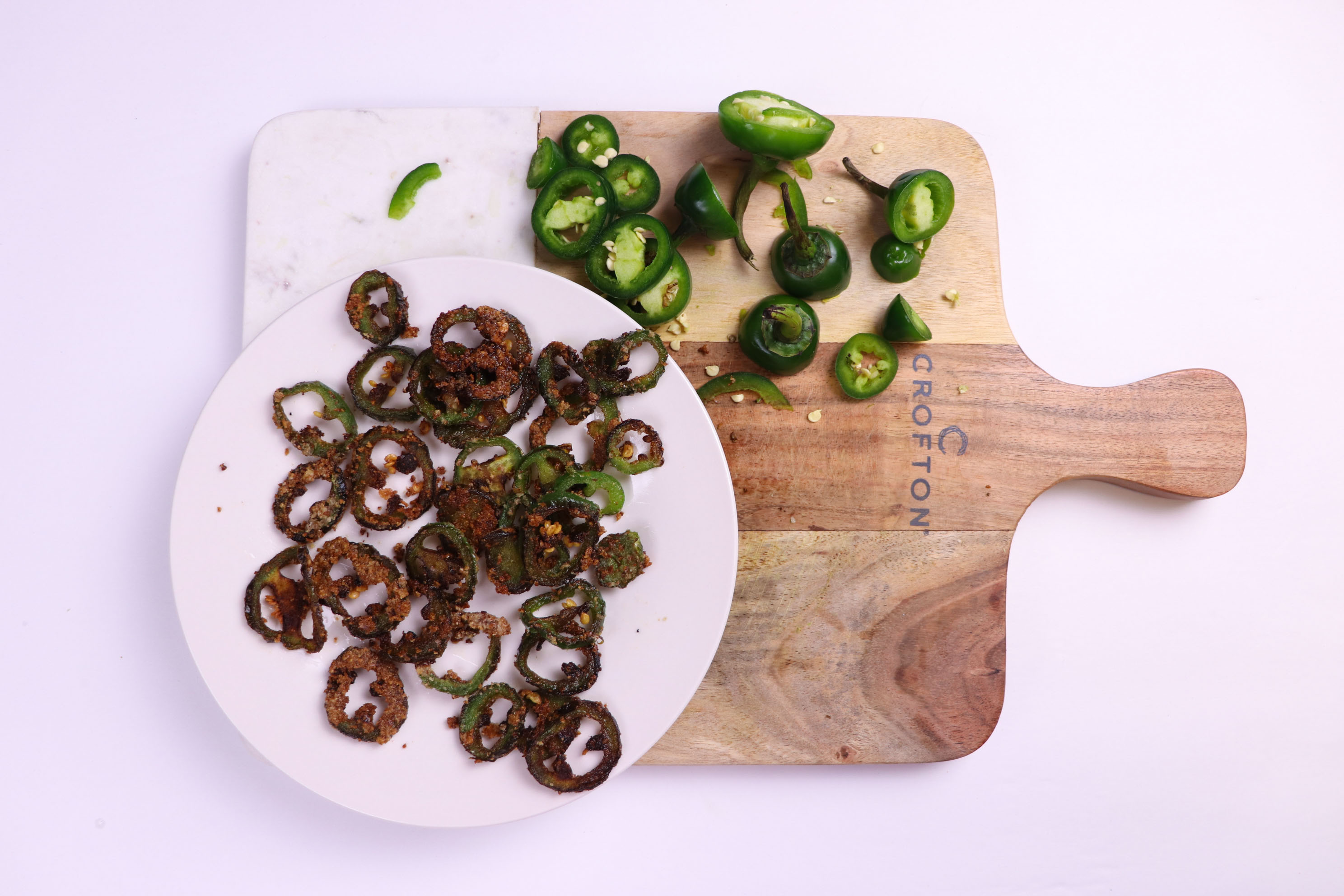 Low Carb Jalapeno Chips