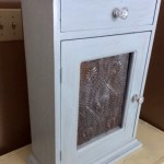 Thrift Store Upcycle-Yard Sale Cabinet Makeover