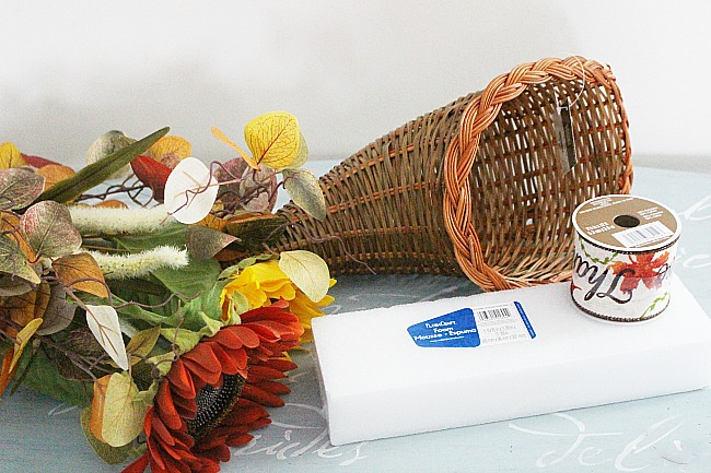 How To Make A Thanksgiving Cornucopia Our Crafty Mom