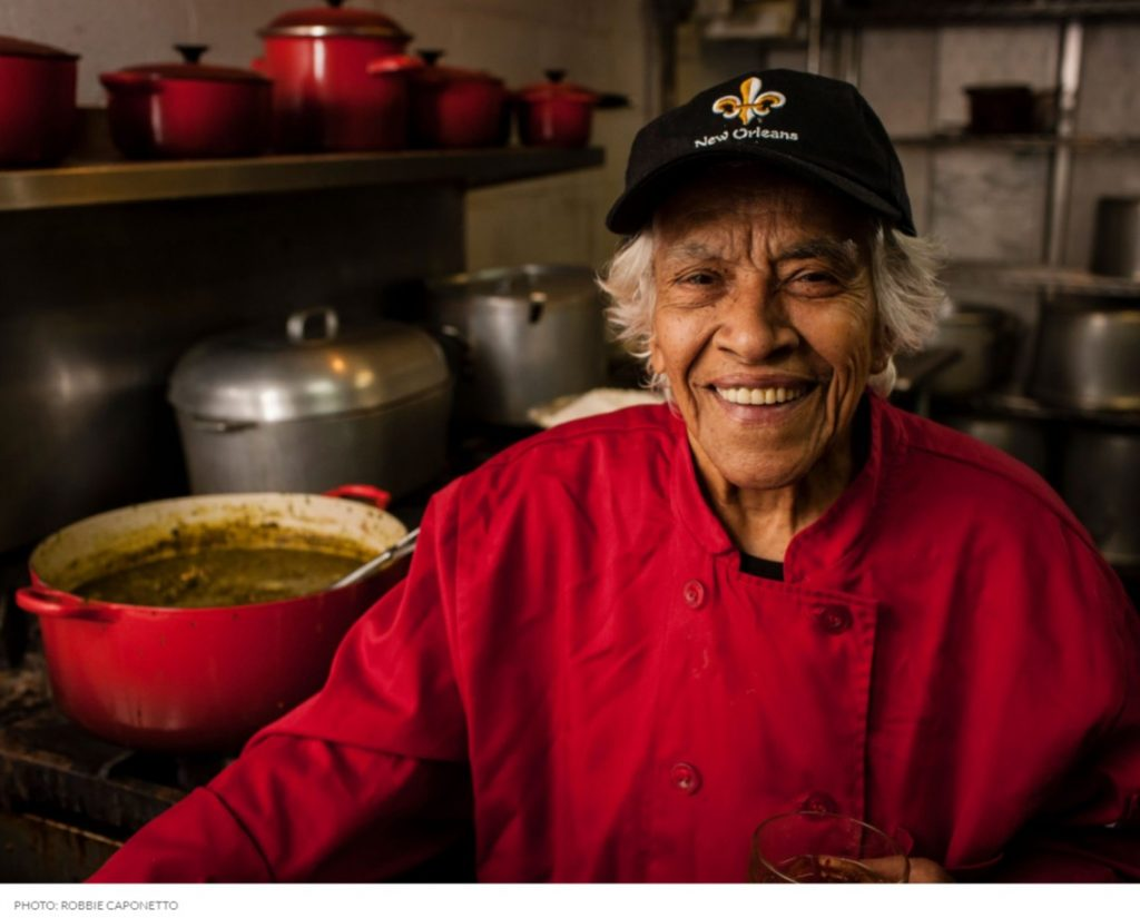 Leah Chase