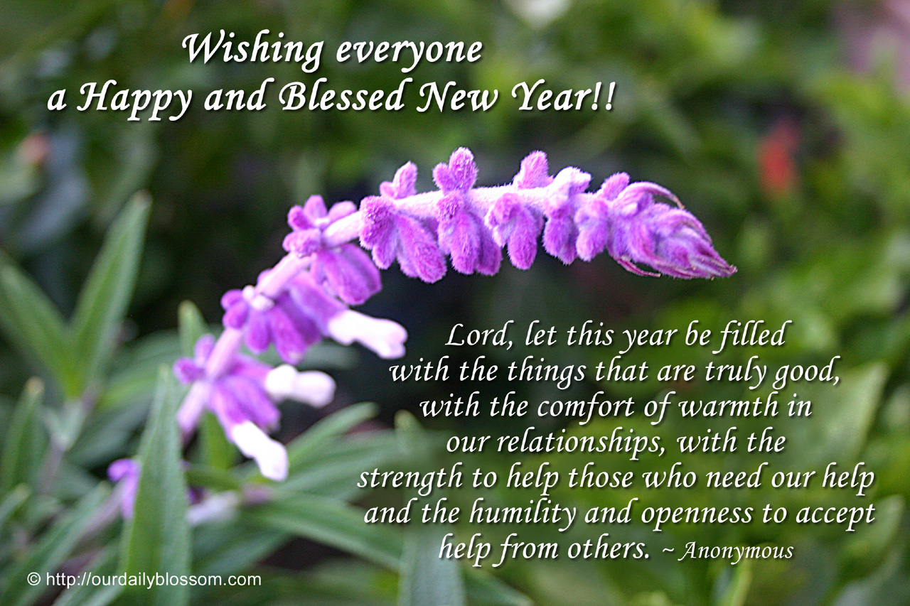 spiritual new year quotes