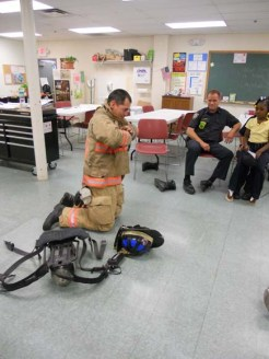Fire Department Visit 2015 (19)