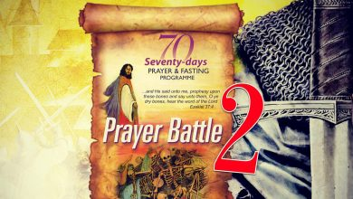 MFM 70 Days Fasting And Prayer 15th October 2021 Day 68
