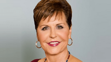 The Most Powerful Name... Joyce Meyer 20th October 2021