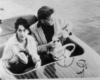 Elvis and Vera boating