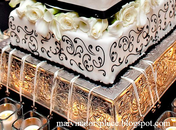 Cake Pull Wedding Tradition