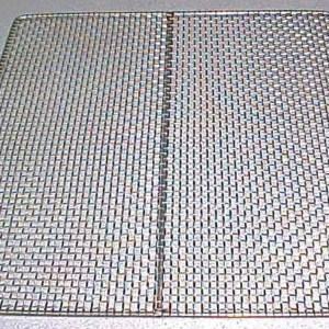 Stainless steel dehydrator tray