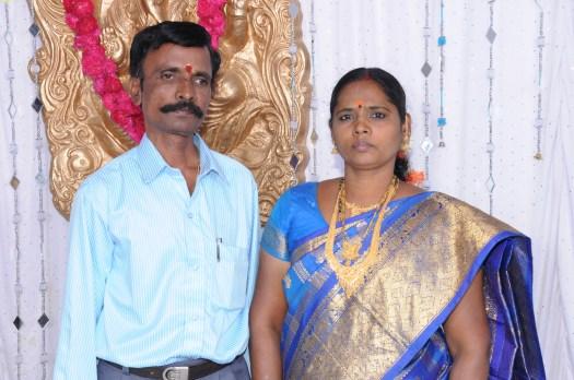 Sarav's Parents