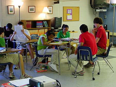 Second Period Writing