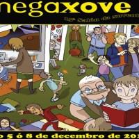 MEGAXOVE, 15º Salón de la juventud (Expourense, 5 al 8 de diciembre)