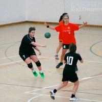 Tui y Ferrol rivales de las ourensanas en la jornada en balonmano