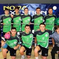 Triunfo del Pabellón para la permanencia y ascenso del equipo junior a la División de honor