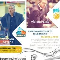 IV Campus Avanzado Baloncesto Carmelitas Ourense