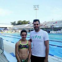 Eva Feijoo afronta la jornada final del nacional con doble participación