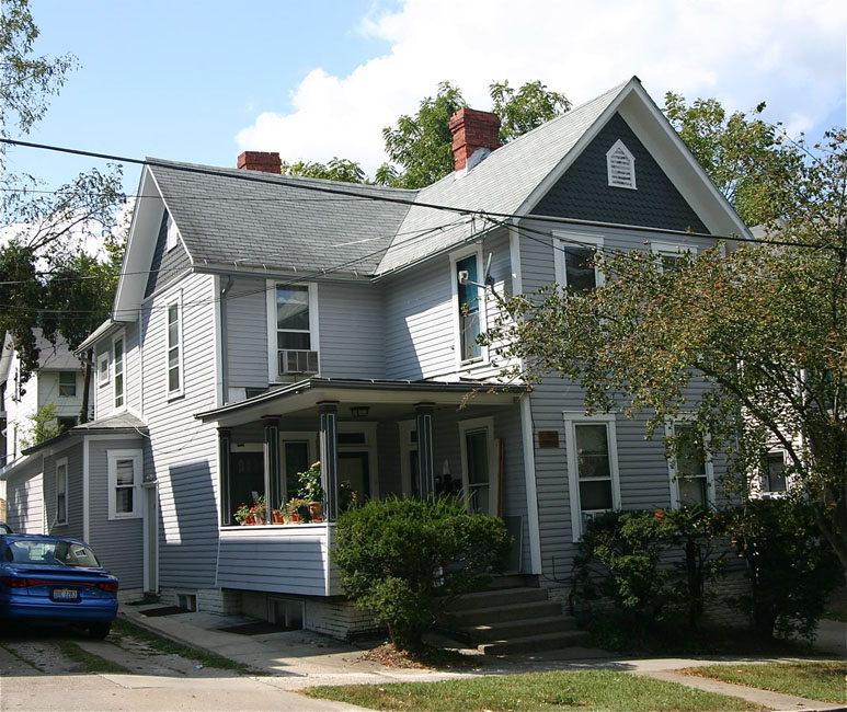 600 Front Street Apartments: 63 North Congress St. Apt. #2 (3 BR), Athens Ohio