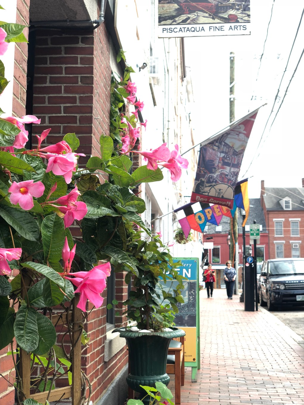Streets of Portsmouth NH