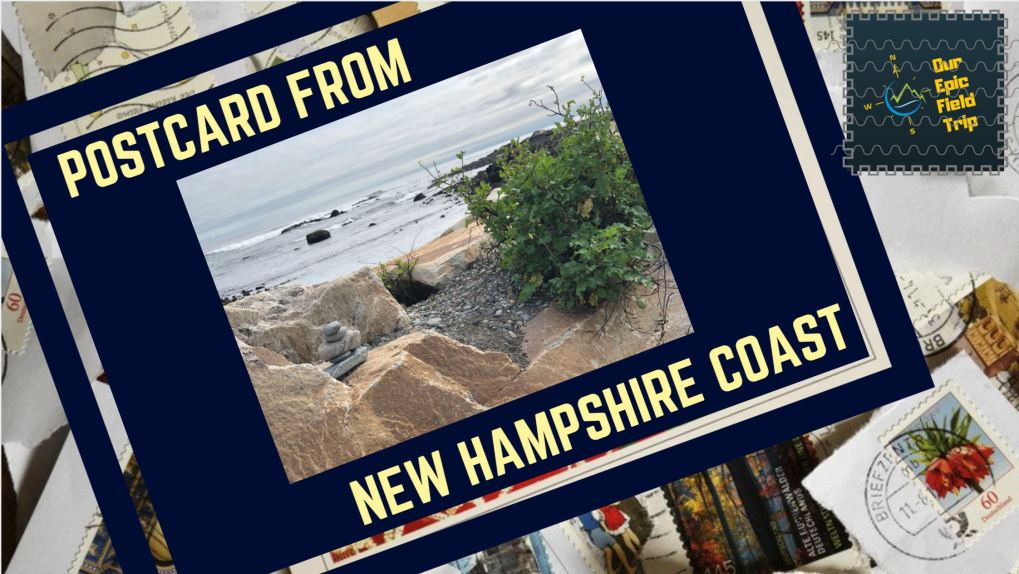 YT - Postcard NH Coast
