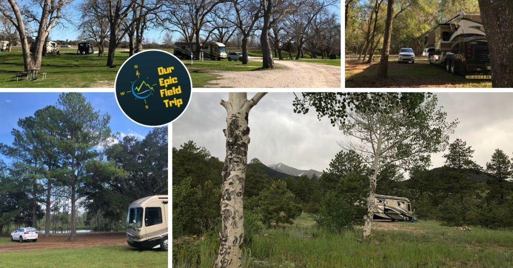 Campground pics