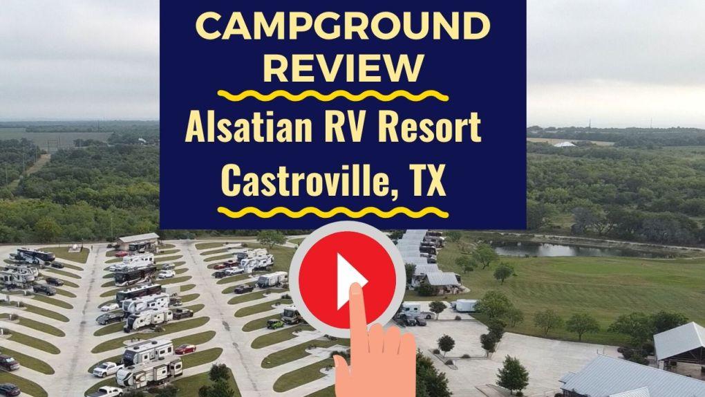 video of Alsatian RV Resort