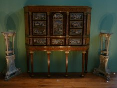 Robert Adam Cabinet in Victoria and Albert Museum