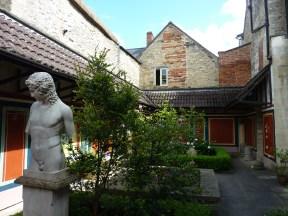 Roman Garden - Corinium Museum Cirencester