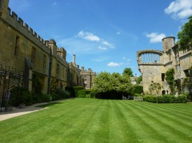 Sudeley Castle - rebuilt in 1800's by Dent Brothers